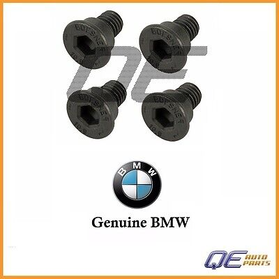 Set of 4 Disc Brake Rotor Set Screw Genuine 40706012001 For: BMW E36 E46 E82 E88