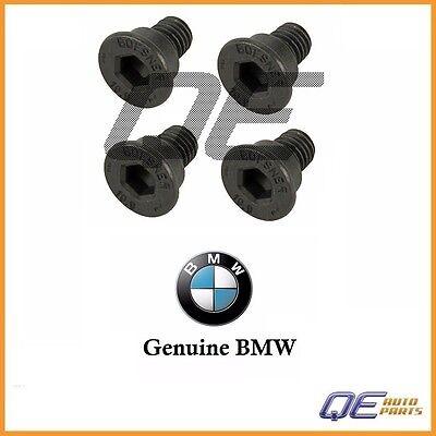 Genuine BMW E36 E46 E82 E88 128i 318is Disc Brake Rotor 4 Screw Set 34211161806