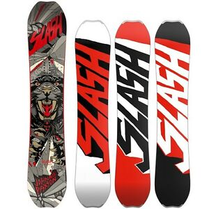 Slash  Snowboard 156