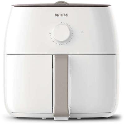 New Philips Avance XXL Twin TurboStar Airfryer - Star White - HD9630/28