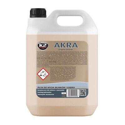 Limpiador de Motores / Desengrasante / Disuelve la Grasa, Aceite, Polvo 5L