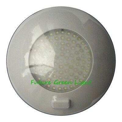 MOTORHOME CAMPERVAN LED INTERIOR LIGHT 8W 91 LED 360LM WHITE 12V