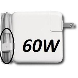 60W  T-Shape New Replacement Power Adapter Charger For MacBook Pro 13 inch