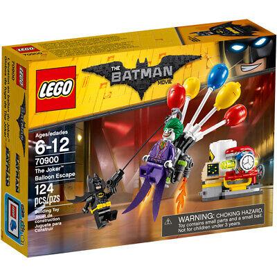 The LEGO Batman Movie The Joker Balloon Escape Set 70900 NEW IN BOX