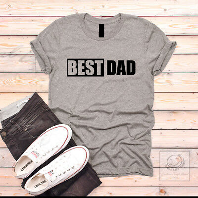 BEST DAD SHIRT, Best Dad Ever, Gifts For Daddy, Husband and Wife, Wedding (Best Wedding Gift For Husband)