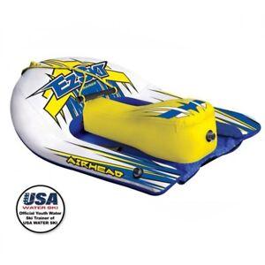 Ez Ski inflatable kids water ski trainer