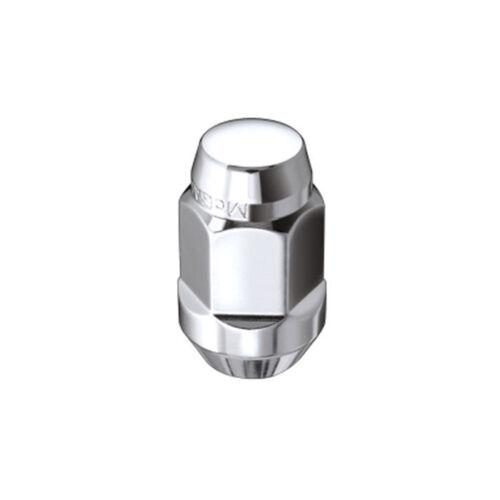 Wheel Lug Nut Bulge Cone Seat Style Lug Nuts Chrome MCGARD 64012