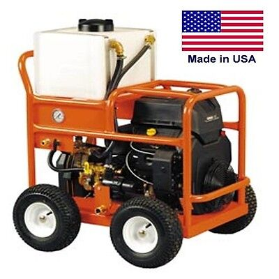 Drain Sewer Cleaner - Water Jetter - Gas - 8 Gpm - 3000 Psi - 640cc Honda