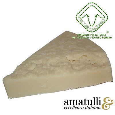Pecorino Romano D.O.P Stück Hartkäse bester Qualität Italien DOP Käse Schafskäse