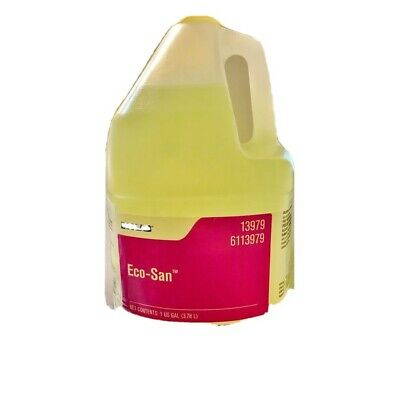Ecolab 13979 Eco-san Liquid Sanitizer One Gallon