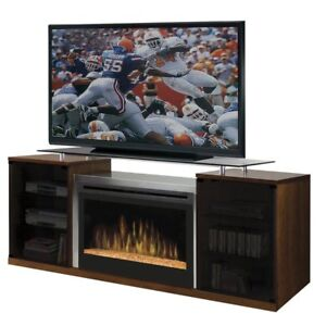 Dimplex Marana 76 TV stand with fireplace