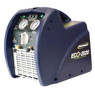 Bacharach Eco-2020 Hvac Refrigerant Recovery System