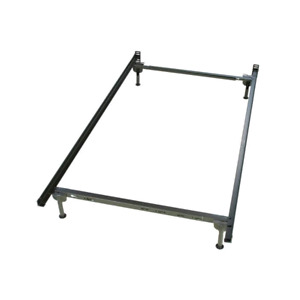 Metal bed frame - Suitable for Queen, Full or Twin Size Mattress