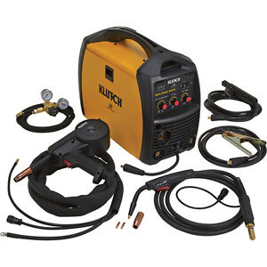 MIG/Stick 220Si 230V Multi-Process Welder with Spoolgun — 230V,