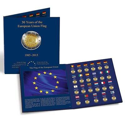 Album per monete Presso - 30° anniversario della bandiera europea