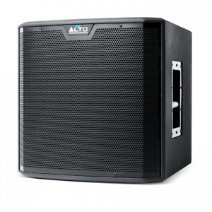 Alto TS212SUB Active/Powered 1250 Watt 12 in. Subwoofer