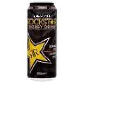 Rockstar Energy Drink 12 x 500ml