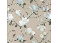 SAYURI in MARINE by Prestigious Textiles Curtain Fabric