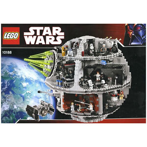 Lego 10188 Death Star Brand new Discontinued