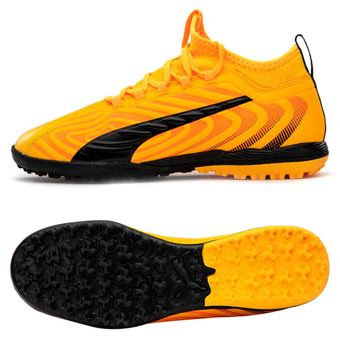 Details about Puma ONE 20.3 TT Turf Football Shoes Soccer Cleats Boots  Yellow 10582801