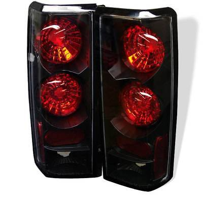 Spyder Auto Euro Style Tail Lights-Black For 1985-05 Chevy Astro/Safari #5000996