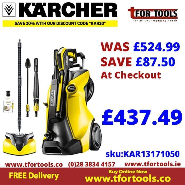 karcher k7 premium full control home pressure washer k 7 13171050