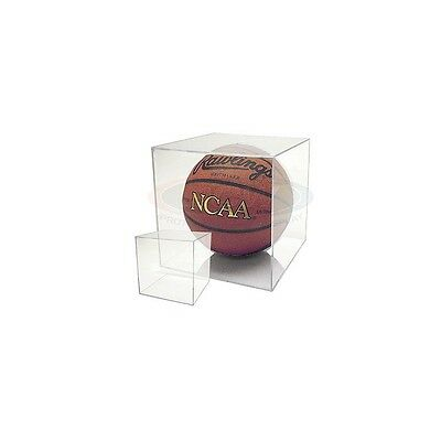 Basketball Display Case for Regulation Size NBA & NCCA Basketballs