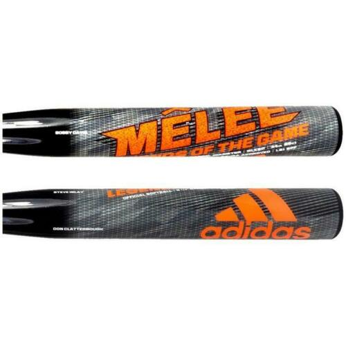 "ADIDAS MELEE 2 12"" SENIOR SOFTBALL (NIW) 25,26,27,28,3O *WE ARE BATS UNLIMITED *"