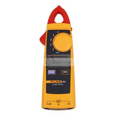 Fluke 362 Handheld Digital Multimeter Clamp Meter True Rms Ac Dc Tester