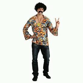Brand new groovy hippy shirt medium sized worth £15
