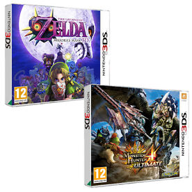 3DS Pre-Order New Releases!