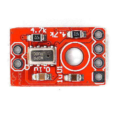 1pcs Mpl3115a2 I2c Intelligent Temperature Pressure Altitude Sensor For Arduino