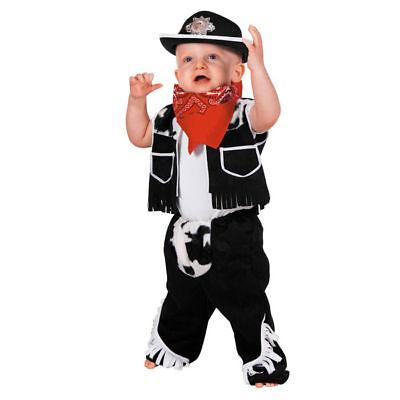 NEU Kinder-Kostüm Cowboy Texas Cowboykostüm Sheriffkostüm  Cowboykostüm