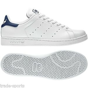ADIDAS-ORIGINALS-MENS-STAN-SMITH-2-SHOES-TRAINERS-UK-SIZE-10-11-LEATHER