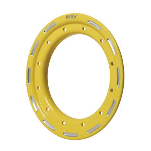 "DWT Alumilte Rok'N Lock G2 G3 Replacement Beadlock Ring 9"" Yellow"