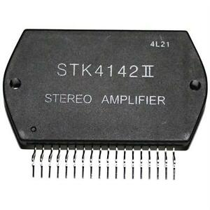 Hybrid-IC-STK4142II-Power-Audio-Amp