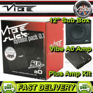 Vibe-Slick-Bass-Pack-0-1-1200w-12-Sub-Box-Enclosure-with-Amplifier-and-Amp-Kit