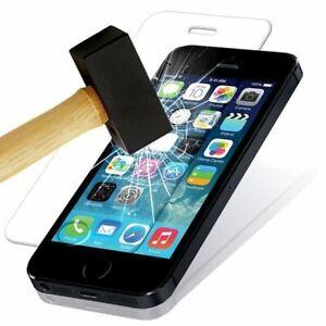 Vitre de Protection Pour  iPhone 5c-SE-6-6s-7-7+-8-8+-XS-XSMAX