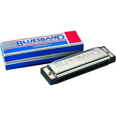 Hohner Blues Band BluesBand Harmonica 1501-G (Key of G) - NEW! on Rummage