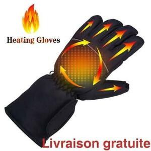 Gants chauffants (Large) /  Electric Heating Gloves
