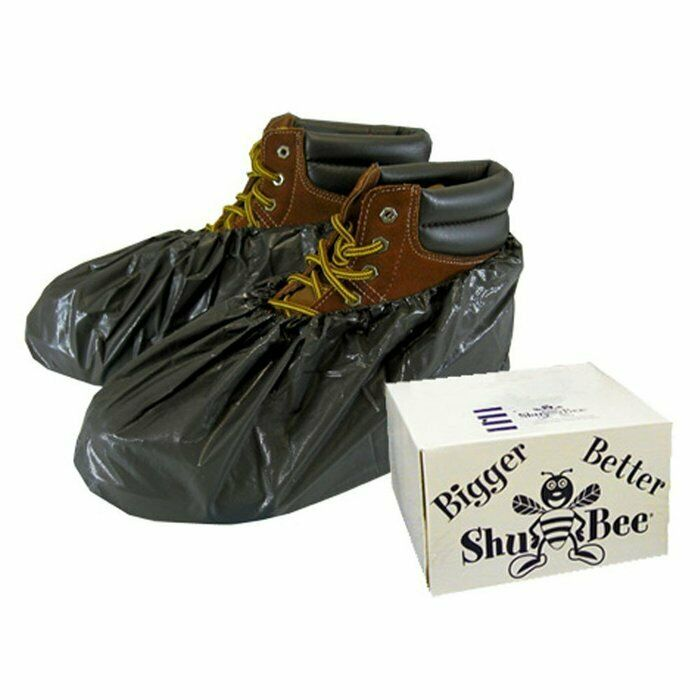 ShuBee Waterproof Shoe Covers - Black (80 pair)