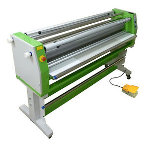 "55"" Cod Laminator MOTOR CONTROL raising up and down top roller"