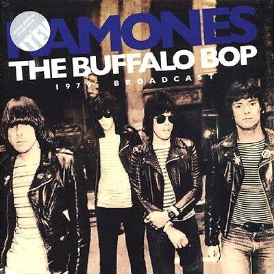 RAMONES The Buffalo Bop - 1979 Broadcast - LP / Clear Vinyl - Limited