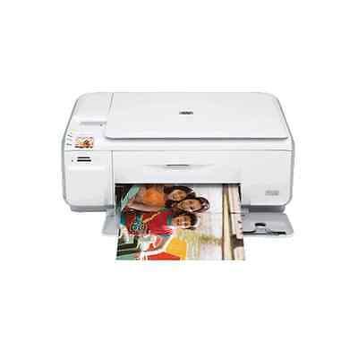 HP Photosmart C4480/C4485 Q8388B Foto Drucker Scanner Kopierer All in One USB