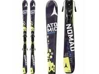 Pair of NOMAD S RADON TI SKIS for sale