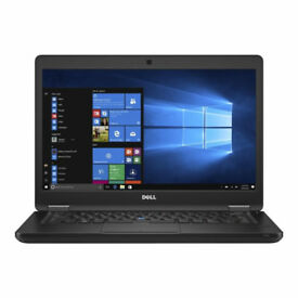 DELL LATITUDE 5480 GEN 7 I5 QUADCORE - 8GB RAM - 256GB SSD HDD - INTEL HD 620 GRAPHICS
