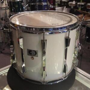 CB snare drum/caisse claire 14x12 - used/usagée