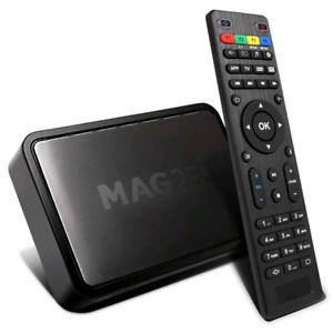 Used mag 250 with 3 months IPTV Service