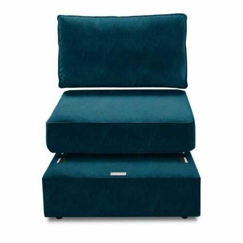 Sactional Mediterranea Corded Velvet Seat Cover Set