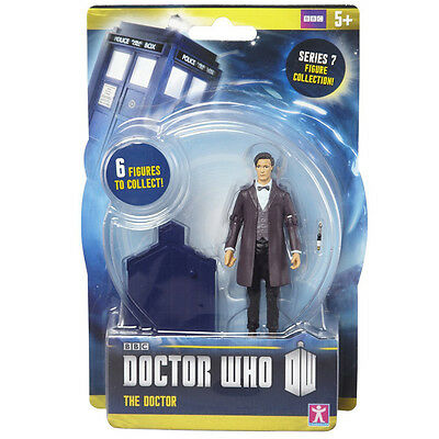 Dr Who Series 7 The Doctor Action Figure 3.75 Inches Suitable For 5 Years and Up
